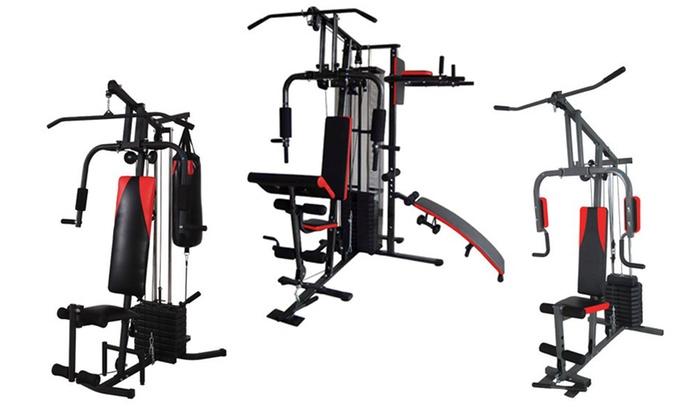 iron man home gyms