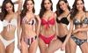 Bikini brésilien effet push-up