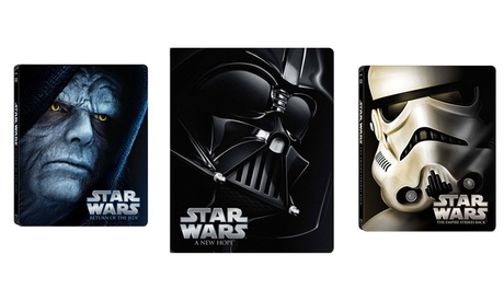 Star Wars Episode IV-VI Steelbook Blu-Rays 022be7c4-2054-11e7-908f-00259069d868