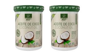 Huile de coco  vierge Eco 350ml
