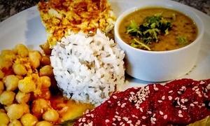 Resto Gopal: Desde $299 por degustación de comida india para dos o cuatro en Resto Gopal