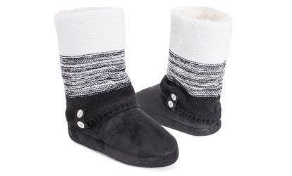 Image Placeholder For Muk Luks Sofia Womens Slipper Boots