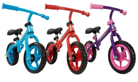 Bicicleta de equilibrio para niños Oferta en Groupon