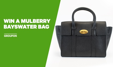 Win a Mulberry Bayswater Bag