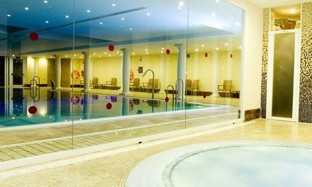 Circuito termal de 1 hora para 2 y tratamiento facial o corporal en Fuengirola Park Spa (hasta 50% de descuento)