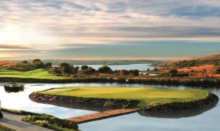 Green fee de 18 hoyos para dos personas en Golf Campo de Layos (hasta 64% de descuento)