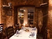 Winterliches 4-Gänge Gourmet Menü inkl Aperitif an der Elbe für 2 oder 4 Personen