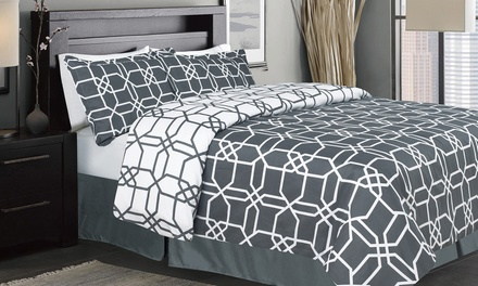Millano Sheet or Duvet Cover Set from $29.99 to $39.99 (Shipping Included)