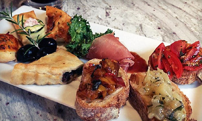 Caffè Torino - South-Lake Union: $10 for Three $7 Punches for Coffee, Baked Goods, and Italian Cuisine at Caffè Torino ($21 Value)