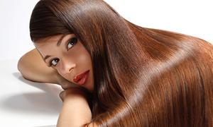 Bella Madame: Strzyżenie z modelowaniem (49,99 zł), rekonstrukcją włosa (69,99 zł) i więcej w Bella Madame (do -53%)