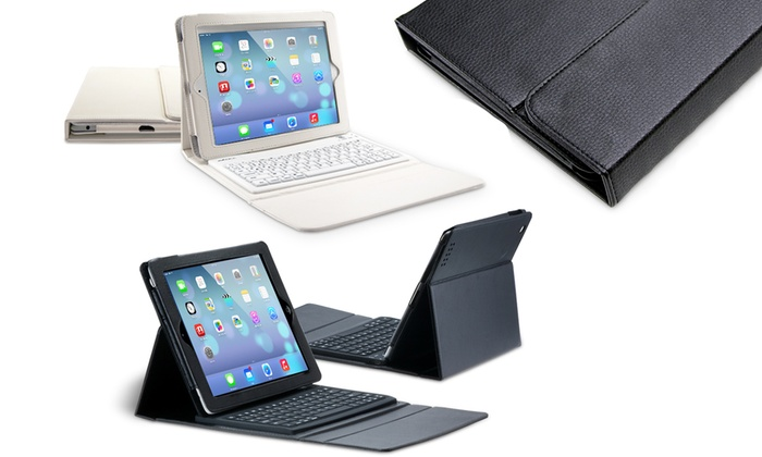 etui pour tablette avec clavier bt groupon. Black Bedroom Furniture Sets. Home Design Ideas