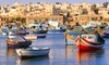 Bargain Late Holidays - Dublin: ✈ Malta: Up to 7 Nights with Return Flights at Choice of 4* Hotels*