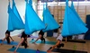 Atherial - Get fit. Let's FLY! Denver's local Yoga, Barre & Aerial Fitness Studio: Five Classes for One or Two People at Atherial (Up to 54% Off)