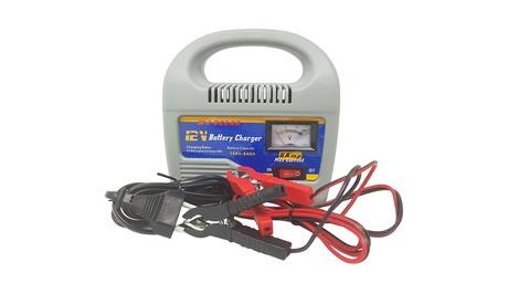 Caricabatterie Jumpstarter portatile alimentato tramite rete elettrica per batterie a 12 V...