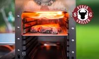Wertgutschein über 200 € anrechenbar auf Steakgriller Gasgrills im Online-Shop