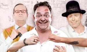 """Highlight Concerts: 2 Tickets für """"Don Clarke"""" mit Wolfgang Trepper u.v.m. in 6 Städten, u. a. Berlin, Mainz, Karlsruhe, Kiel (50% sparen)"""