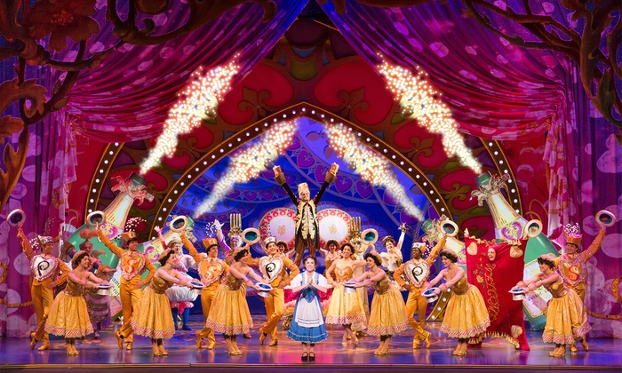 "Disney's ""Beauty and the Beast"" - David A. Straz Jr. Center for the Performing Arts: ""Disney's Beauty and the Beast"" at the Straz Center, May 5–10 (Up to 46% Off)"