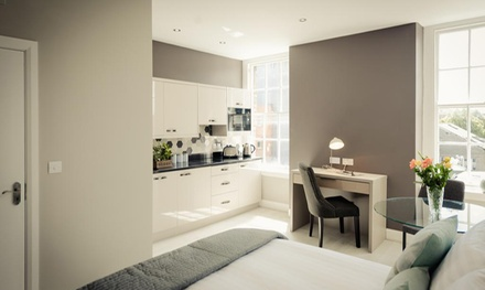 Dublin: 1 or 2Night SelfCatering Apartment Stay for Two at Dublin Central Suites