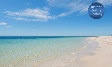 Dunsborough: 3 or 4 Nights for Four People with Wine and Late CheckOut at Bayshore Beachside Resort