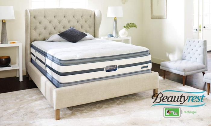 Simmons Beautyrest Valley Cottage Recharge Pillow-Top Mattresses: Simmons  Beautyrest Recharge Mattress Sets (