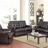 Abbyson Living Demi Top-Grain-Leather Living-Room Furniture