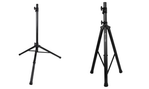 Technical Pro Speaker Stand Tripod With or Without Carrying Bag