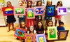 Up to 51% Off Art Birthday Party at Young Art