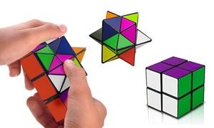 2 Cubes magiques casse-tête