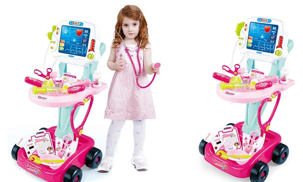 Doctor or gardening kids 39 playset groupon for Gardening 4 less groupon