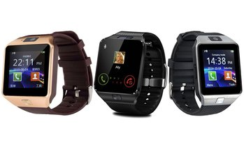 Smartwatch met HD-camera