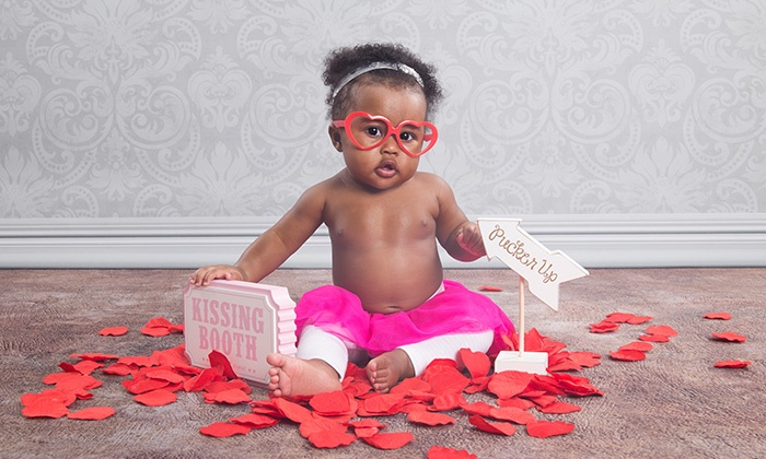 Picture People - buybuy BABY Albuquerque: In-Studio Family Photo Shoot with Three, Six, or Eight Portrait Sheets at Picture People (Up to 89% Off)