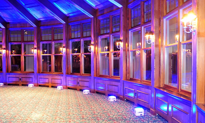 Picture Booth - Green Bay: Eight-Hour Event Uplighting Rental with 5 or 10 Lights from Picture Booth (Up to 52% Off)