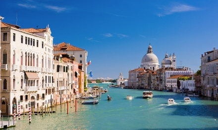 ✈ Florence and Rome or Venice: 6 or 9 Nights at a Choice of Hotels with Breakfast, Train Transfers and Flights*