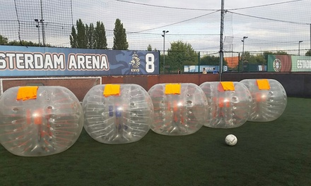 Zorb It Bubble Football