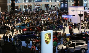 Chicago Auto Show –Up to 23% Off at Chicago Auto Show, plus 6.0% Cash Back from Ebates.