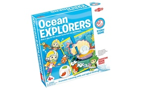 Jeu TACTIC Ocean Explorer