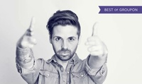 Ben Haenow UK Tour on 23 - 29 March at Five Locations (Up to 40% Off)