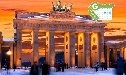 Berlin: Einzelzimmer für 1 Person oder Doppelzimmer für 2 Personen im Airporthotel Berlin Adlershof