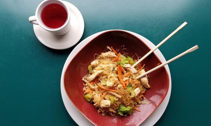 Asian noodle restaurant