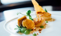 Tasting Menu with Bubbly at Two AA Rosette Restaurant The Belle Epoque (62% Off)