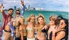 Up to 6% Off 3-Hour Open-Bar Yacht Party from I Party Miami