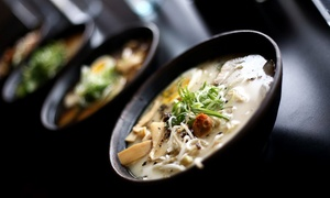 Ramen for Two or Four People Sapporo Ramen & Noodle Bar (Up to 42% Off)