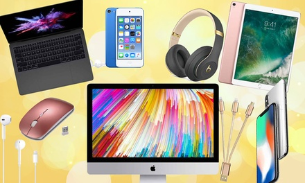 """Appletastic! Mystery Gift with Chance to Get iPhone X, iMac 27"""", Macbook Pro, Apple Watch, Beats, Airpods or Apple TV 4K"""