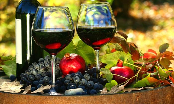 Cantina Villafranca - Cantina Villafranca SRL: Degustazione vino e prodotti tipici e visita guidata per 2, 4 o 6 persone alla Cantina Villafranca, ai Castelli Romani