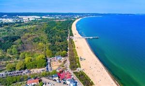 noclegi Gdańsk Gdańsk: pokój comfort/deluxe dla 2 osób z wyżywieniem, wellness i więcej w Prawdzic Resort&Conference