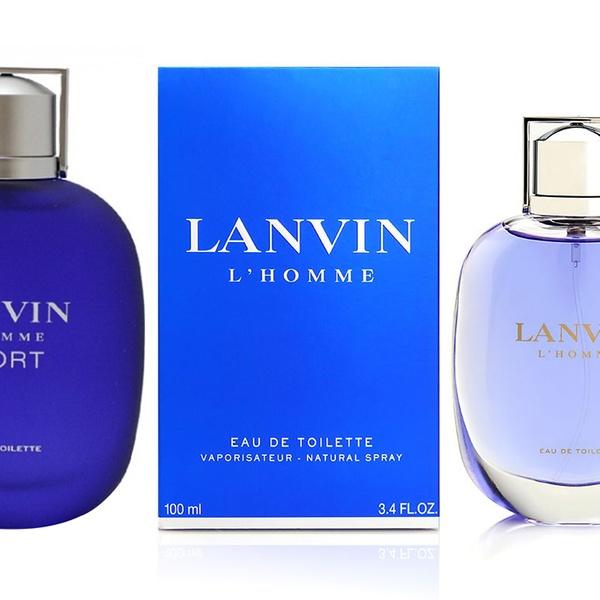 Ml Homme Lanvin L'homme Eau Toilette Et De 100 Pour Sport K1TclFJ