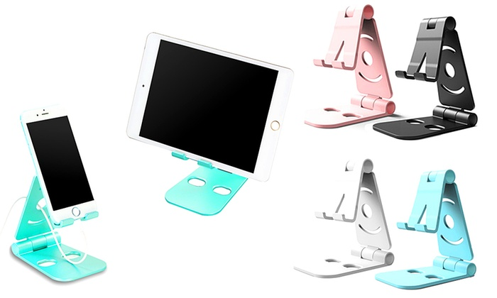Multifunctional Easy-Fold Phone or Tablet Stand