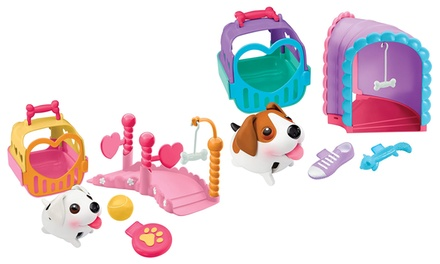 SpinMaster Chubby Puppies Playset