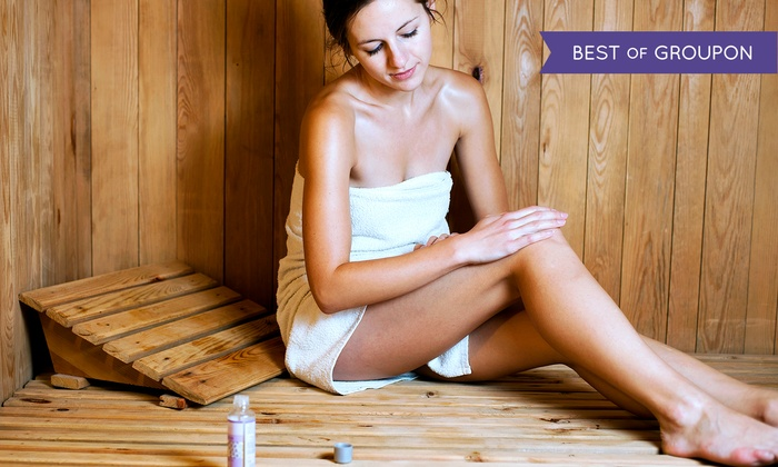 Cabral Wellness Institute - Boston: One, Three, or Five Infrared Sauna Sessions at Cabral Wellness Institute (Up to 60% Off)