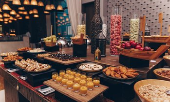 Iftar Buffet: Child (AED 59), Adult (AED 139)